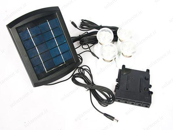 لامپ خورشیدی