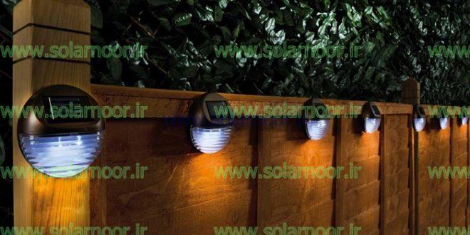 وارد کننده چراغ خورشیدی