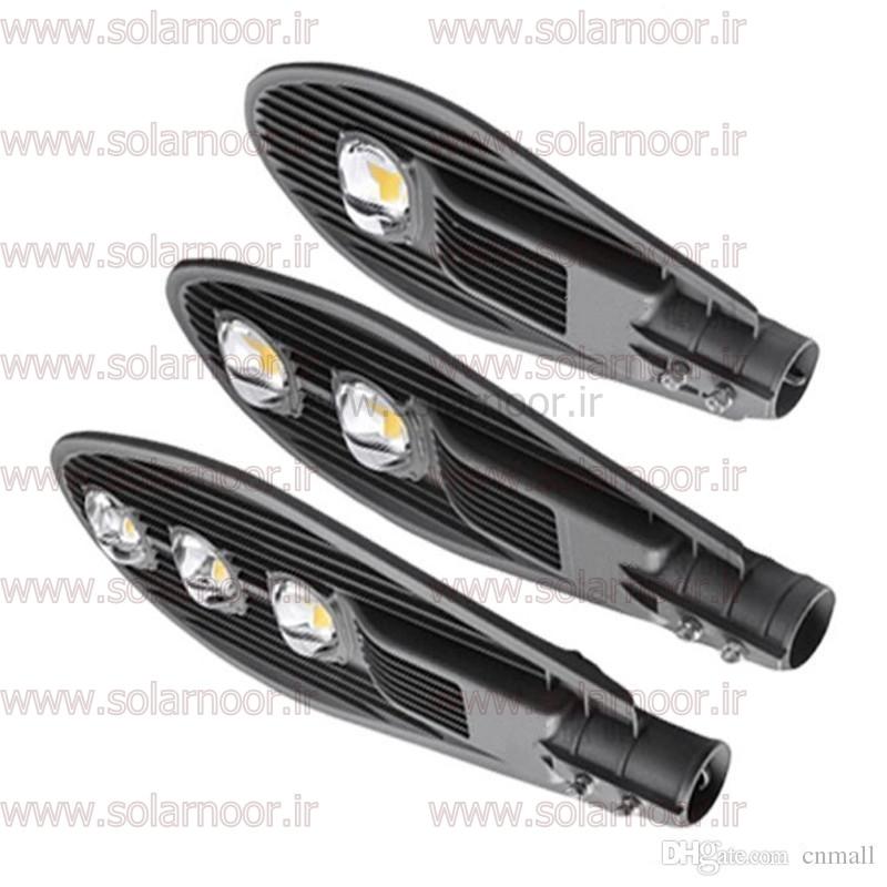 لامپ ال ای دی خیابانی در مقایسه با مدل خورشیدی چراغ خیابانی دارای قیمت پایین تری می باشد اما دسترسی به برق از الزامات نصب این نوع چراغ می باشد. لامپ ال ای دی خیابانی در مدل های SMD و COB تولید می شود که هر کدام با توجه به نیاز مشتریان قابل تامین می باشد.