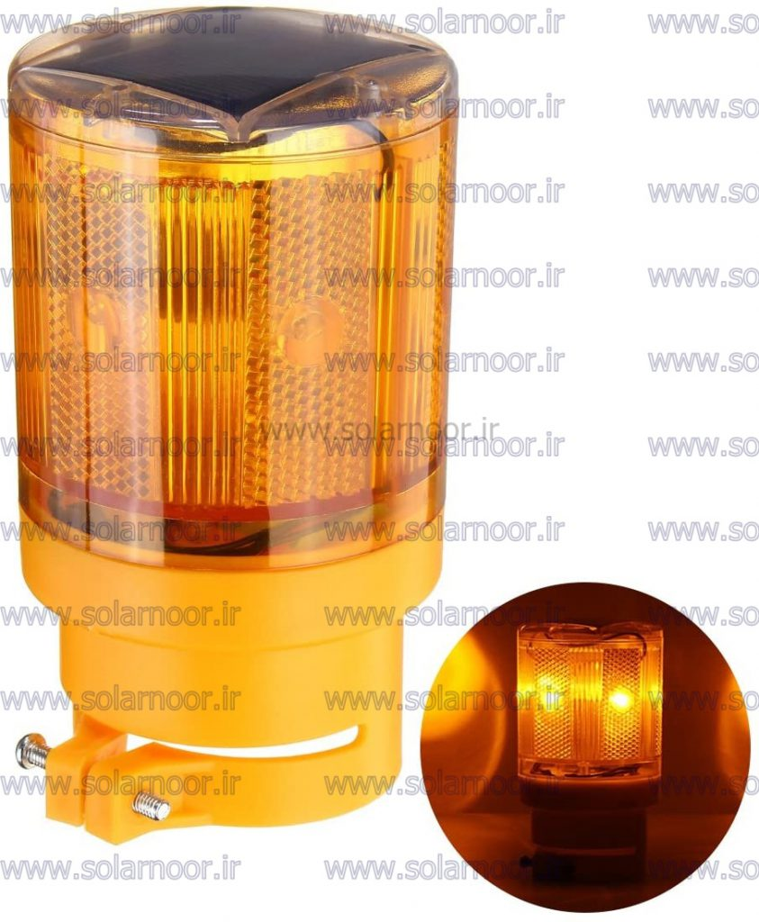 یکی از مزایای خرید چراغ دکل مخابراتی سولار از مجموعه آریانا صنعت داوین این است که مشتریان گرامی می توانند به صورت سفارشی ریتم فلش، رنگ و نوع چراغ را انتخاب نمایند.