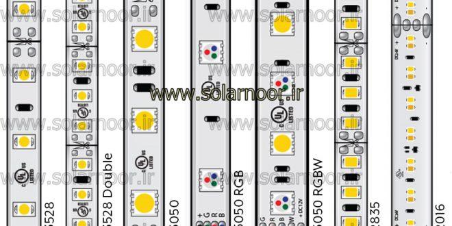 لامپ ال ای دی یک متری