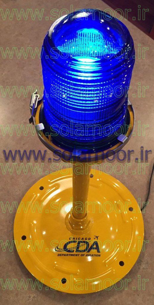 چراغ چشمک زن خورشیدی دکل یا چراغ دکل سولار با توجه به محل نصب و نوع کاربرد، دارای انواع مختلف مدل می باشد.