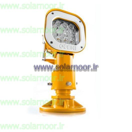 چراغ چشمک زن خورشیدی با توجه به استاندارد خواسته شده می تواند در رنگهای قرمز، آبی، زرد، سبز و سفید با ریتم فلشر خواسته شده تولید می شود.