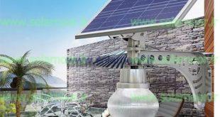 چراغ خورشیدی دیواری