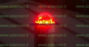 چراغ دکلی خورشیدی