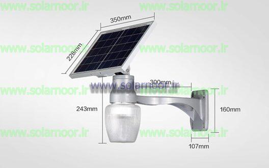 چراغ خورشیدی شارژی