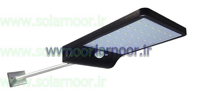 چراغ دیوارکوب خورشیدی