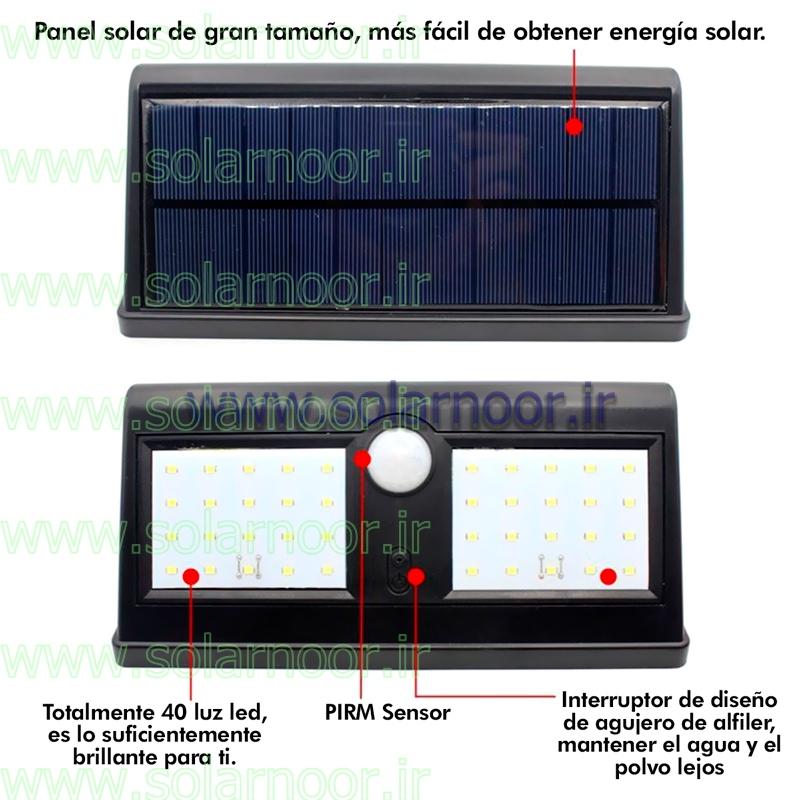 فروش چراغ دیوارکوب خورشیدی سنسوردار در این مجموعه با کمترین قیمت انجام شده و در دسترس مصرف کنندگان گرامی قرار می گیرد و موجب افزایش قدرت خرید مشتریان خواهد شد.