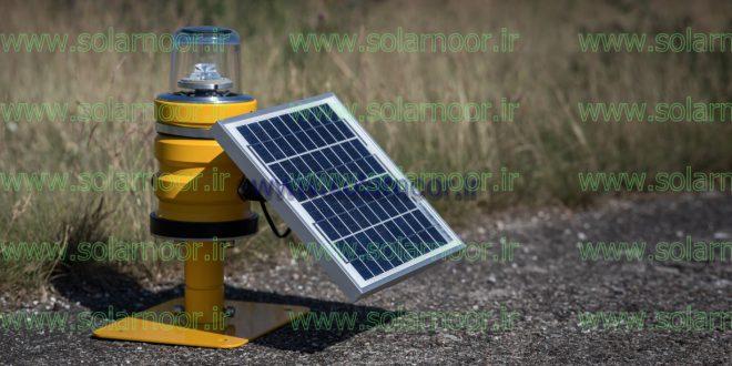 قیمت چراغ سر دکل خورشیدی